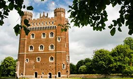 Tattershall Castle Lincoln